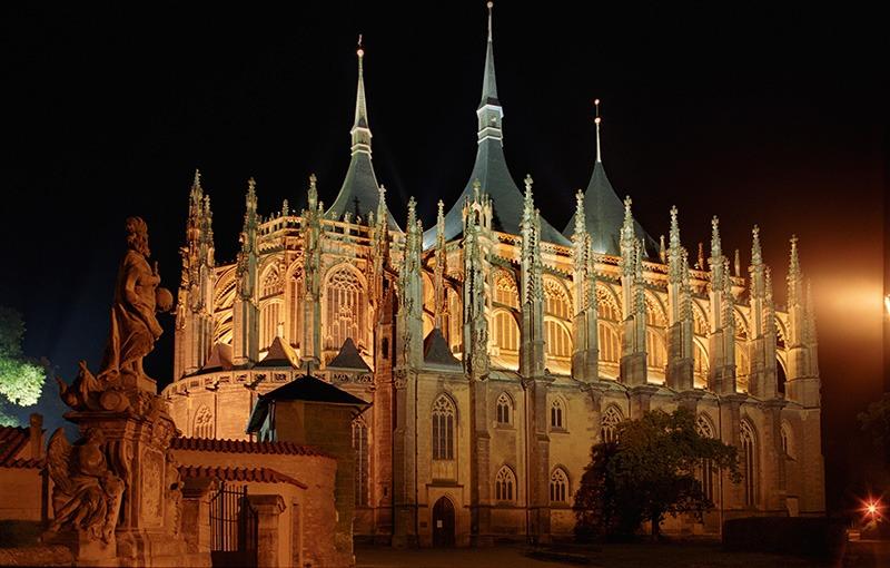 kutna_hora_cathedral_by Jerzy Strzelecki