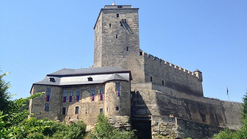 kost castle in jičín