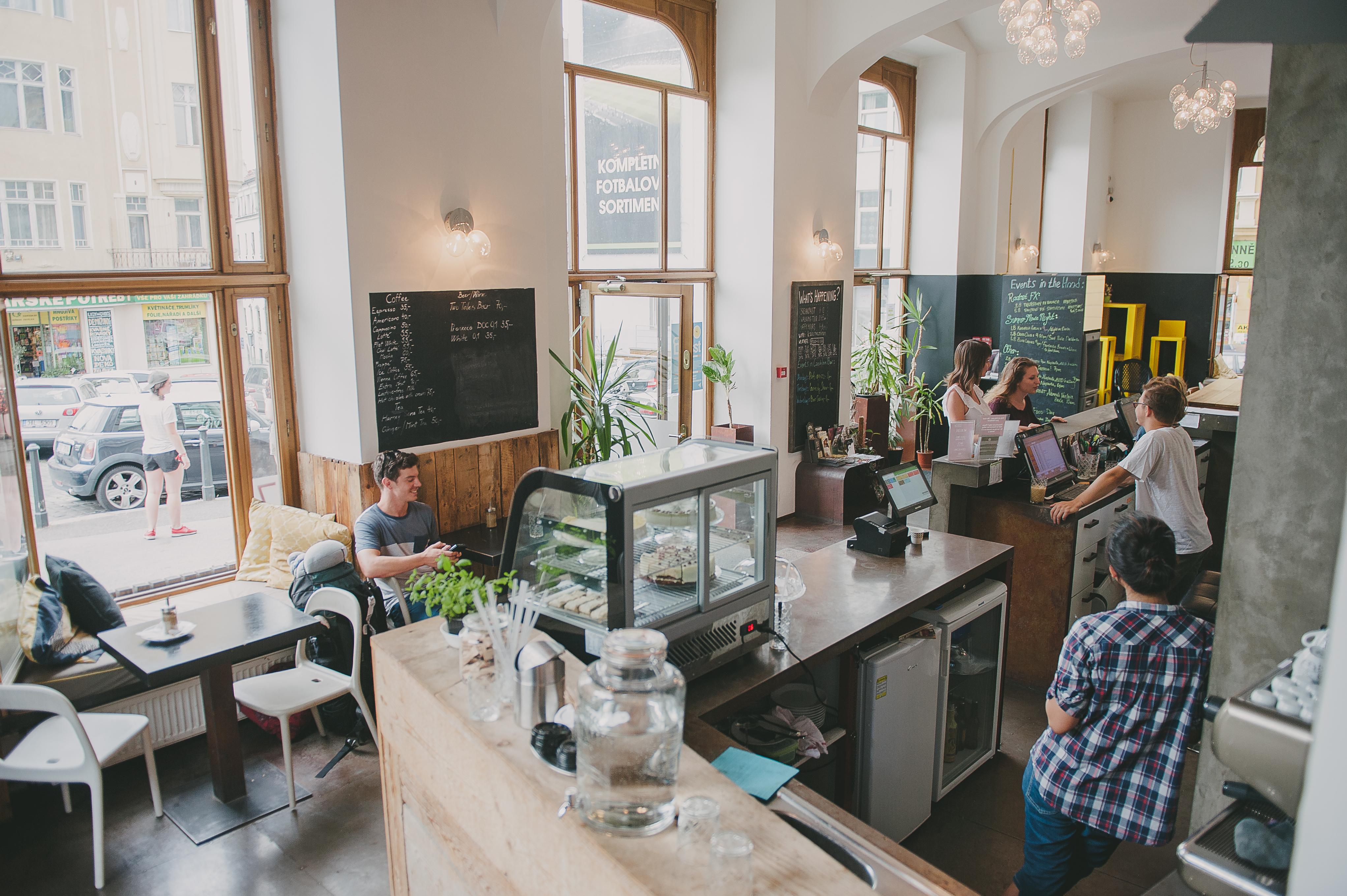 Czech Inn Bar & Kafe