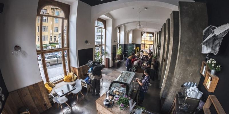 Czech Inn Reception & Kafe