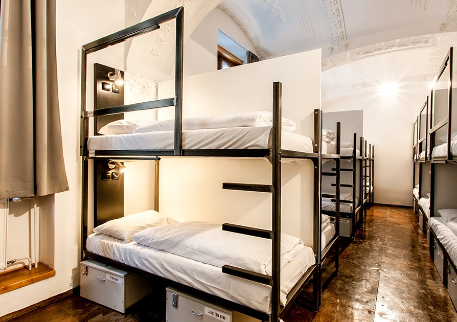 czech inn hostel prague 36 bed dorm