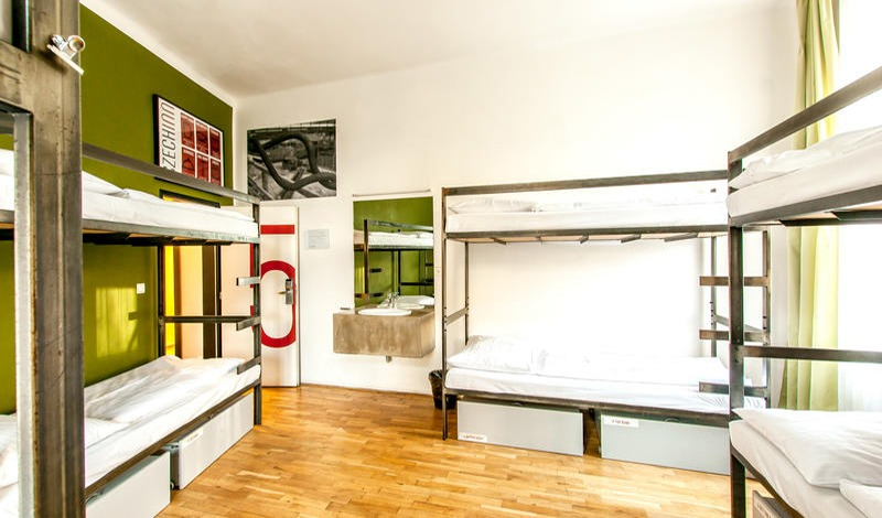 czech inn hostel prague 8 bed dorm