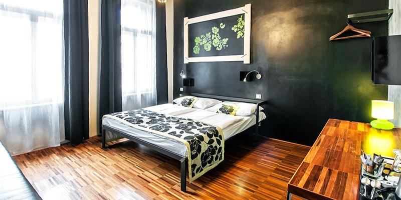 Czech Inn Room View