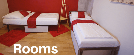 czech inn hostel prague rooms