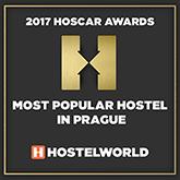 czech inn most popular hostel in prague hoscar award