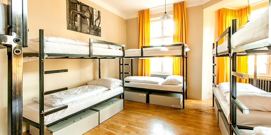 16 Bed Dorm