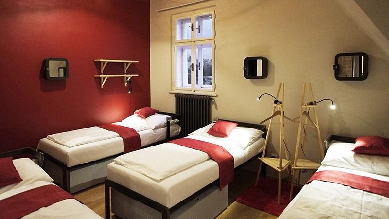 czech inn hostel prague premium dorm