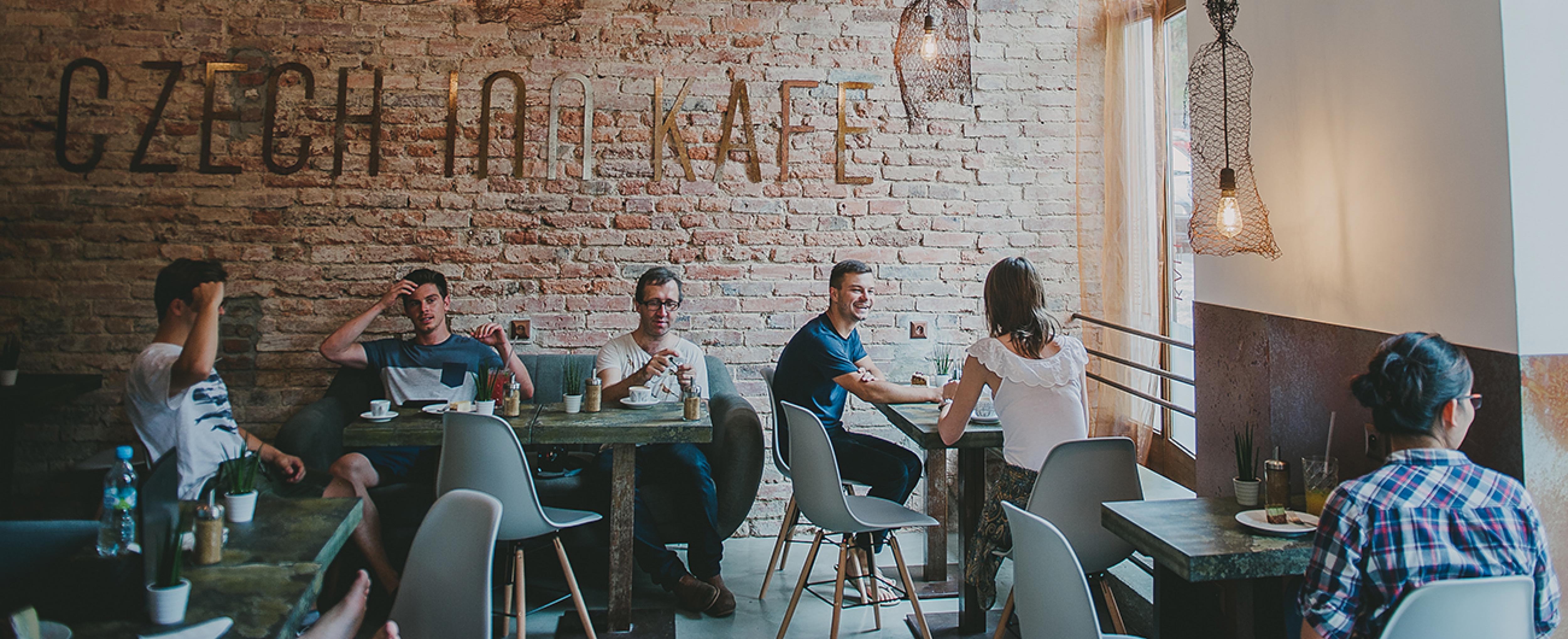 czech inn kafe prague