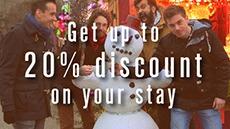 czech inn hostel prague winter deals