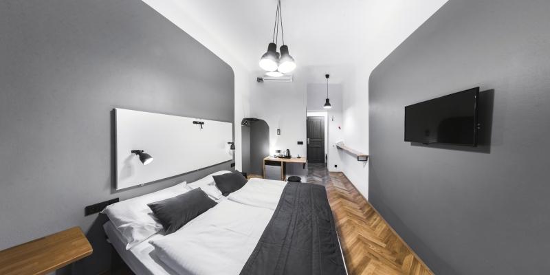Czech Inn Double Room Third Floor
