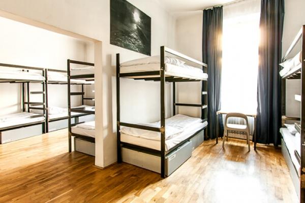 Standard Dorm Room