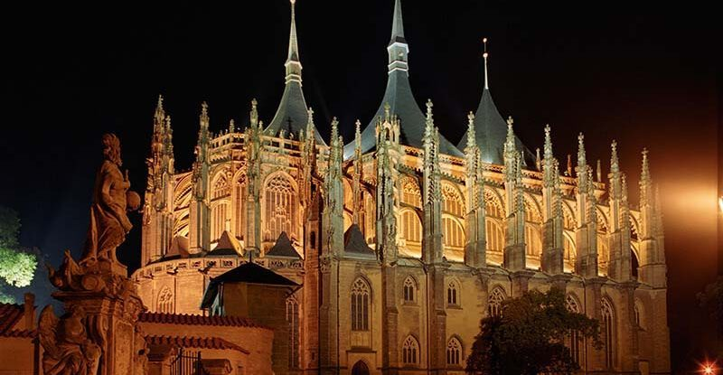 kutna hora cathedral